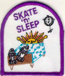 Skate & Sleep