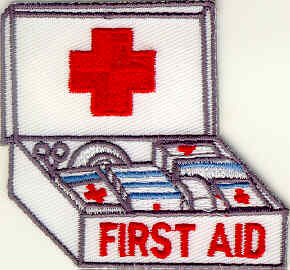 First Aid Kit (Sew on)