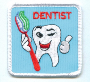 Dentist (Iron-On)