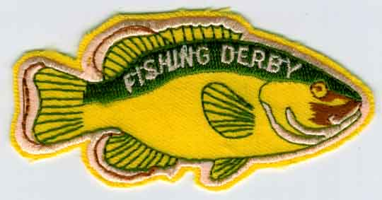 Fishing Derby -Iron On