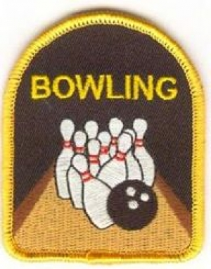 Bowling Black/Yellow