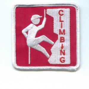 Climbing (Iron-On)