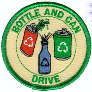 Bottle and Can Drive.