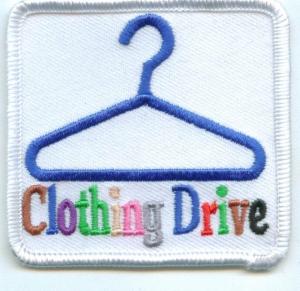 Clothing Drive (Iron-On)