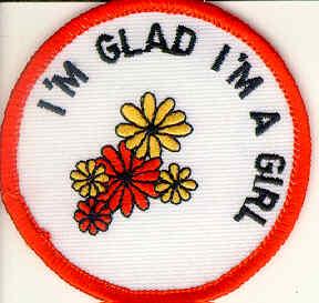 I'm Glad I'm a Girl