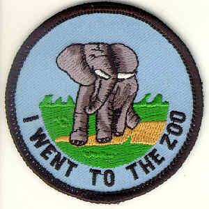 Elephant - I went to the zoo