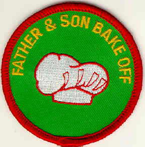 Father & Son Bake Off
