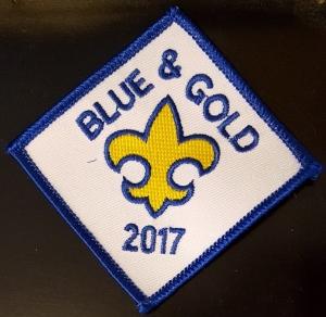 Blue & Gold 2017 Fleur-Di-Lis