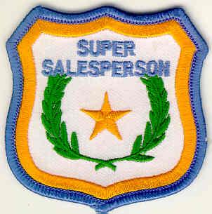 Super Sales Person