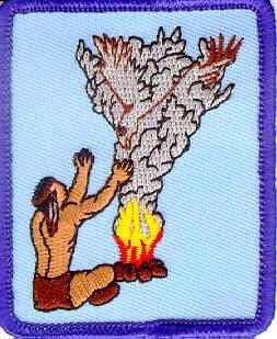 Indians & Fire w/Bird