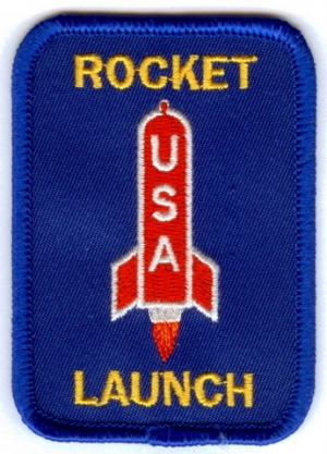 Rocket Launch (No Year)