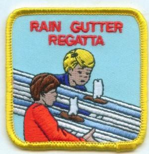 Rain Gutter Regatta 2 Boys