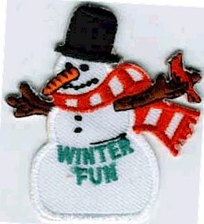 Snowman (Iron-On)
