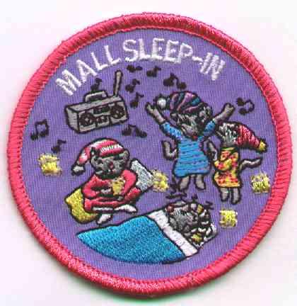 Mall Sleep In