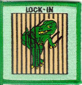 Lock In Dino