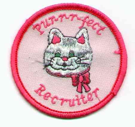 Purr-r-r-fect Recruiter
