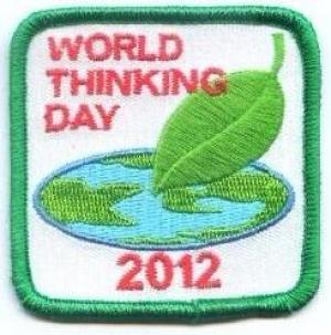 World Thinking Day 2012 Square