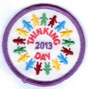 Thinking Day 2013 (Purple)