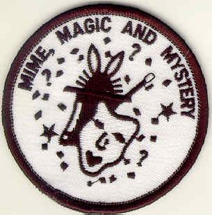 Mime,Magic, Mystery